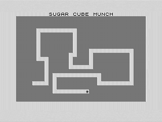 [Sugar Cube Munch 1983]