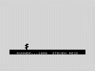 **RUNNER**SLR/1986*****