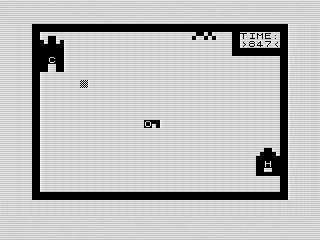 Vargen Crown, Screen Shot, ZX81, Steven Reid 1984