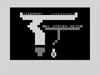 **WIZERDRY**SLR/1983***